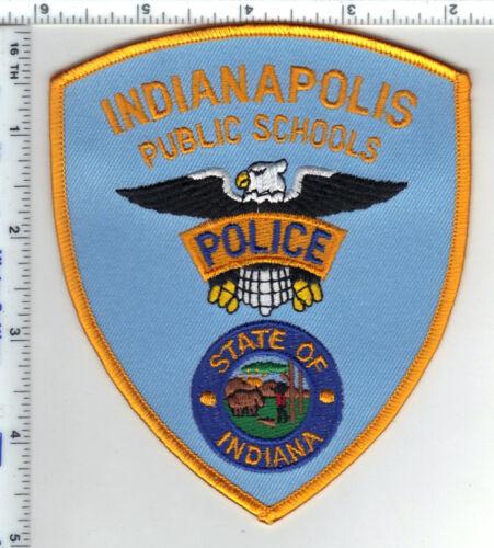 Indianapolis Public Schools Police (Indiana)  Shoulder Patch