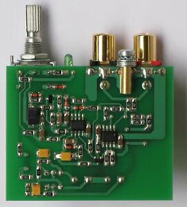 Ultra-low-distortion-0-00005-1kHz-sine-generator-assembled-and-tested-PCB