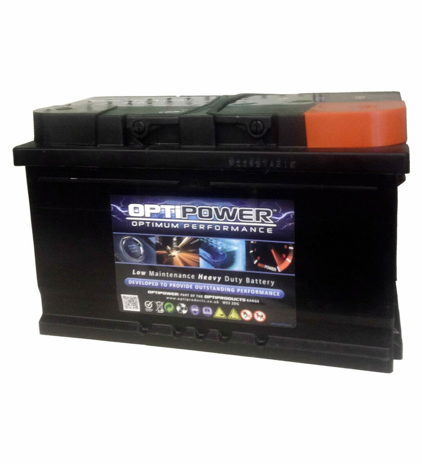 12V TYPE 110 CAR BATTERY 80 AH 720 CCA 2yr WARRANTY
