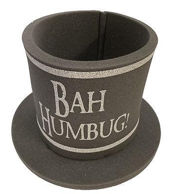Bah Humbug Christmas Foam Hat - Bah Humbug Kostüm