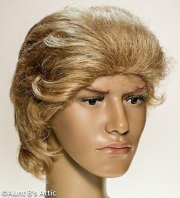 600ms-24.4ms Unisex Wllig Shag Stil Perücke Synthetische Haare Charakter Kostüm