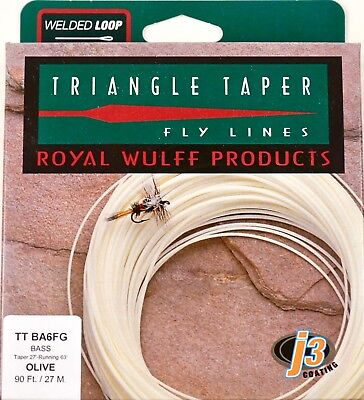 NEU TTP4F WF-4-Floating Wulff Triangle Taper Plus