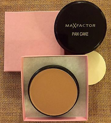 Max Factor PanCake Foundation TAN #2 (#117) NEW -  Shipped from USA - Authentic