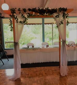 WEDDING ARCHES for Hire
