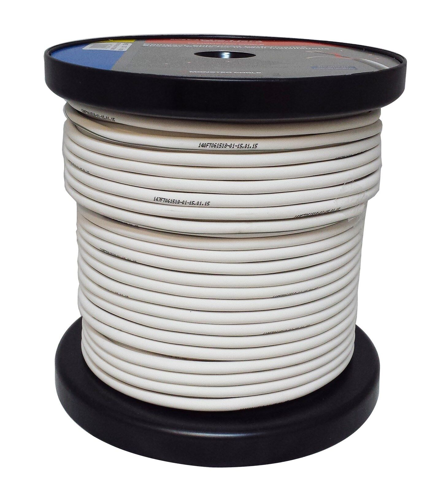 monster cable s16 2rcl speaker wire cl3 in wall rated 16 gauge 150 ft length 50644274985 ebay. Black Bedroom Furniture Sets. Home Design Ideas