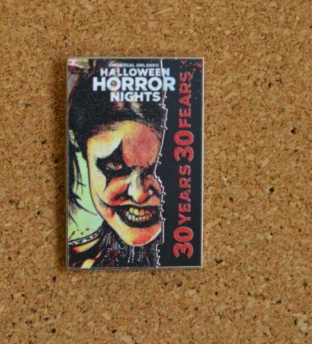 2021 Universal Orlando HHN Mystery Pin Halloween Horror Nights -Chance the Clown