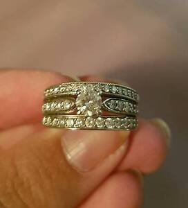 Michael Hill ring set Gosnells Gosnells Area Preview