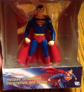DC.COMICS HALLMARK SUPERMAN DAWN OF JUSTICE HOLIDAY