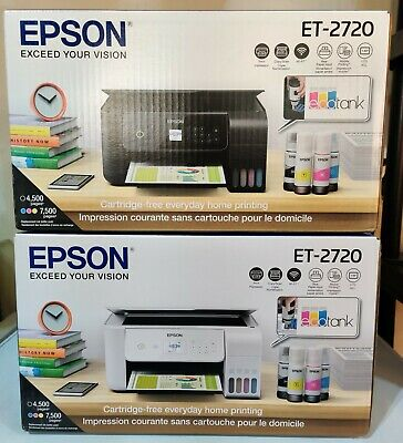Epson EcoTank ET-2720 All-In-One Supertank Color Printer *NEW* SHIP FAST!