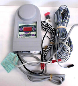 SWIMMING POOL / SPA SOLAR  HEATING PUMP CONTROLLER MS3D NEW AUSTRALIAN MADE