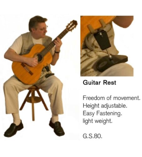 Guitar Rest-Willy Wolf leg support