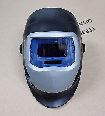 Authentic 3m Speedglas 9100v Black Welding Helmet Auto-darkening Shades 5 8-13