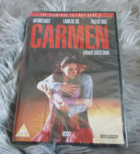 DVD+-+Carmen%3A+A+Film+By+Carlos+Saura+-+New+-+R2