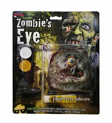 Zombie Dangling Eye Special Effect Make Up Kit - Special Effects Make Up Kit