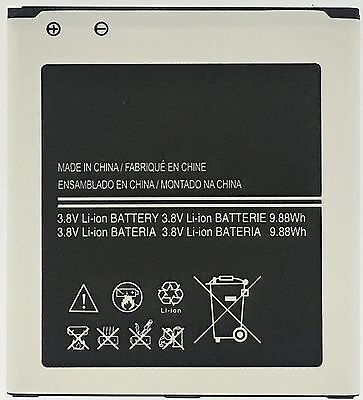 Battery for Samsung Galaxy ON5 SM-G550 T-Nimble EB-BG530BBC + Charger + Cable