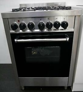 New Kitchen 60cm Freestanding Electric 56L Oven with Gas Cooktop Melbourne CBD Melbourne City Preview