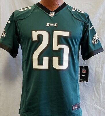 73fc800b7dd NFL Philadelphia Eagles #25 McCoy Screen Printed Jersey YOUTH XL