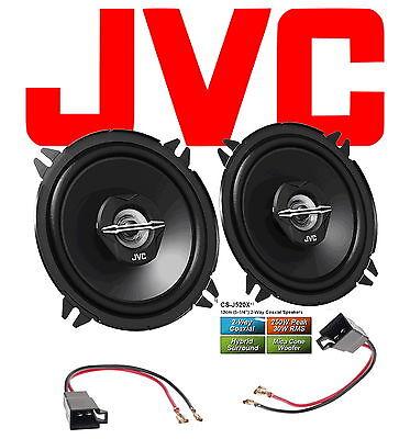 JVC Lautsprecher für TWINGO I 1998 - 2008 Türen vorne  2-Wege Koax 250 Watt