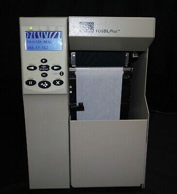 Zebra 105sl Plus Thermal Label Printer