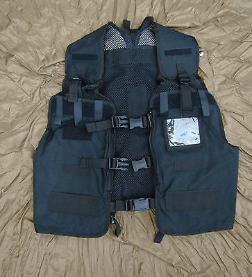 UKSF SBS SAS Counter Terrorism Frontline Tactical Vest -A