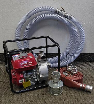 Honda Wh20xtaf High Pressure Water Pump Accessories Set - New