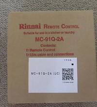 Rinnai Hot Water Remote Control MC-91Q-2A Belrose Warringah Area Preview