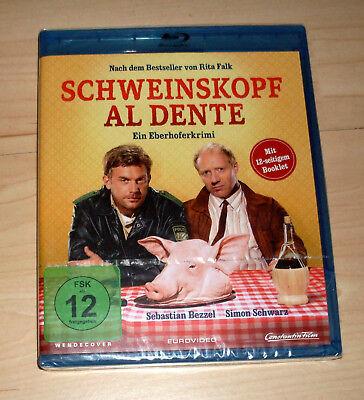 Blu-Ray Film - Schweinskopf Al Dente - Ein Eberhoferkrimi - Komödie - Neu OVP (Ray-film)