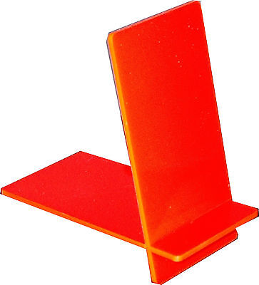10 x iPhone 6, 5, 4 / Samsung Galaxy / Sony Xperia Phone Holder / Stand - Red