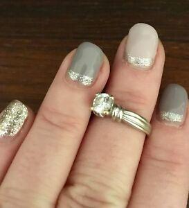 Glacier Fire Canadian Diamond Ring