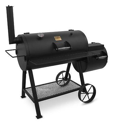 Char-Broil Holzkohlegrill OKLAHOMA JOE'S® Highland Smoker schwarz Stahl