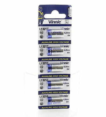 5pk A28PX 6V Alkaline Battery Replaces PX28A A544 4LR44 K28A V34PX 4G13 USA SHIP for sale  Shipping to India