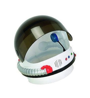 Aeromax Jr. Astronaut Helmet with sounds White Suggested for Ages 8 and up - Astronaut Costume With Helmet