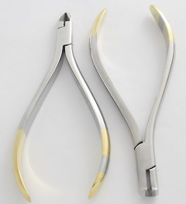 Dental Tc Distal End Wire Cutter Pliers Orthodontic Dental Instruments