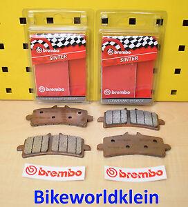 BREMBO-Sinter-Forros-de-freno-delantero-KTM-RC8-Pastillas-RC8R-R-Super-Duke-1290