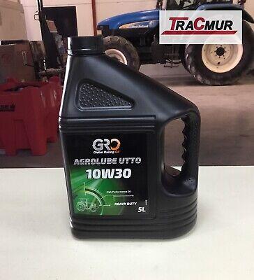 Aceite Hidraulico Agrolube 100 UTTO 10W30 5 Litros