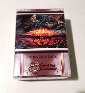 L5R CCG Emperor Edition Embers of War Spider clan deck new