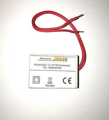 Zusatz Sender für Klingel Erweiterung System Auto von Maag Electronic 300667-S