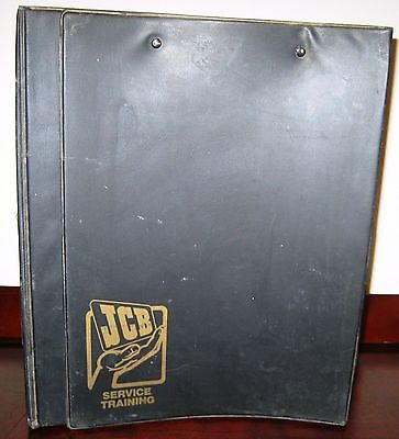 Jcb Hydraulic Systems Excavator Loaders Backhoes Service Manual Wbinder