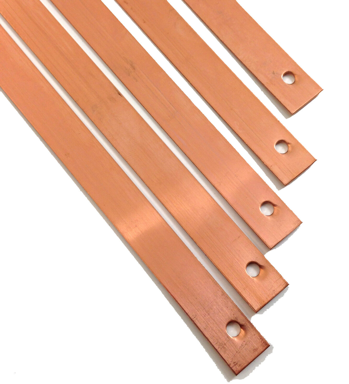 Copper Roofing Strips 150mm Slate Roof Tingle Moss Algae Remover Strip Ebay