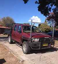Mazda bravo 4x4 2.5L turbo diesel  2001 Richardson Tuggeranong Preview