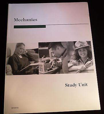 Penn Foster Continuing Education  6 Unit Study Program In Physical Science