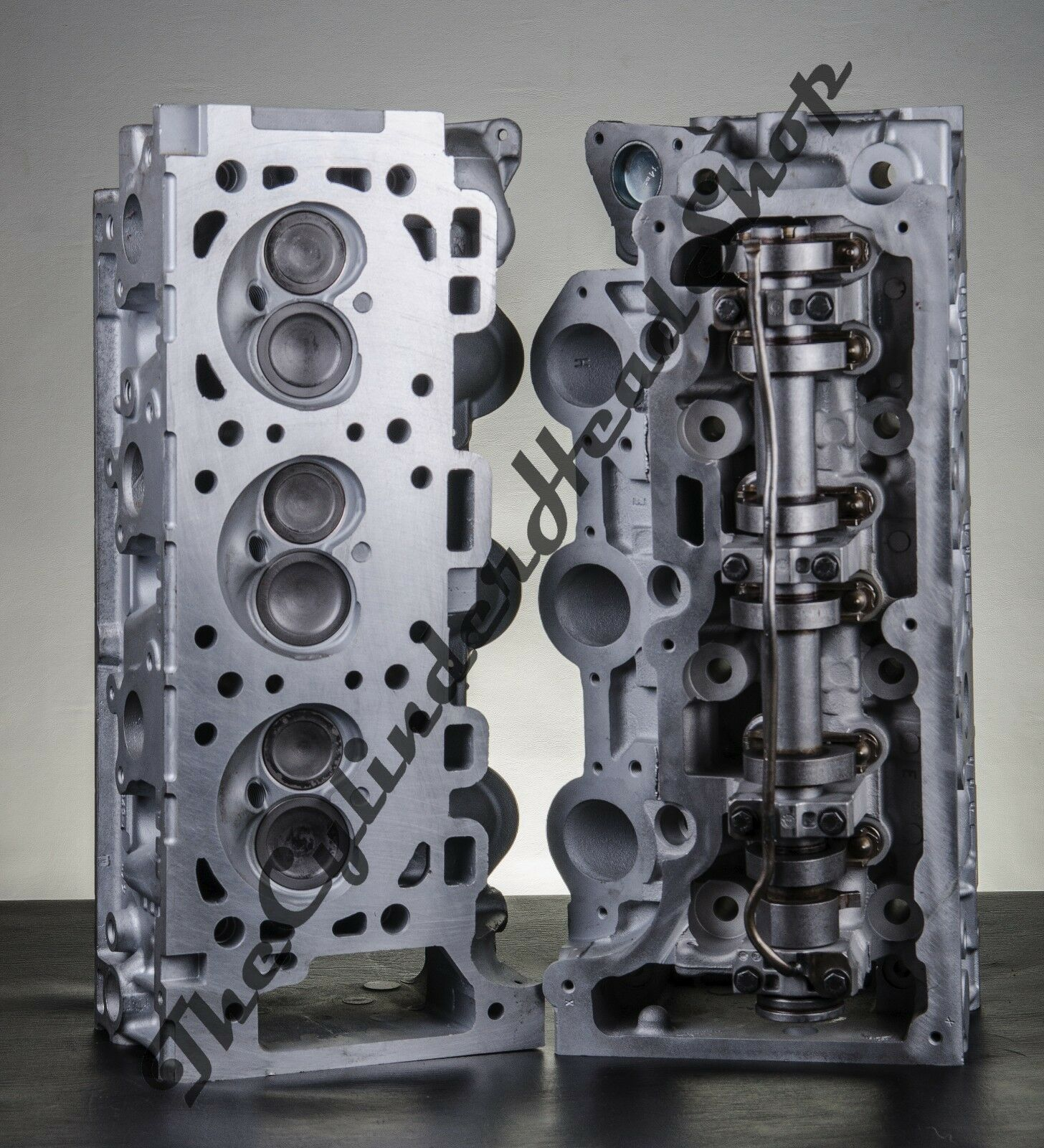 Pair 4 0 ford explorer mountaineer ranger v 6 sohc cylinder heads 2001 2005 1l2e