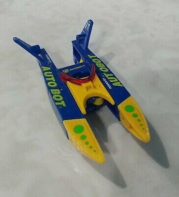 Vintage 90s Transformers G2 Manta Ray