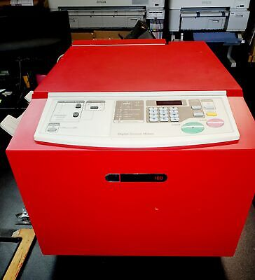 Goccopro 100 Digital Screen Printer Maker Plus Extras
