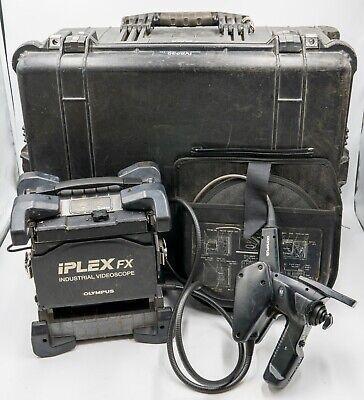 Olympus Iplex Fx 6mm3.5m Measurement Videoscope Borescope
