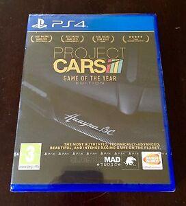 Ps4. Project Cars GOTYE + UNUSED DLC. 'AS NEW' Condition $45 or Swap Preston Darebin Area Preview