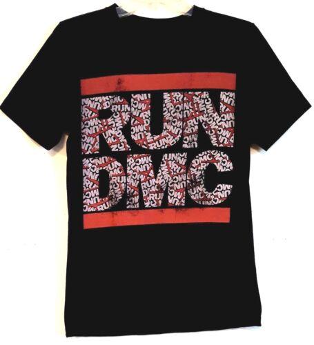 RUN DMC Vintage T-Shirt - Adult Size: SMALL