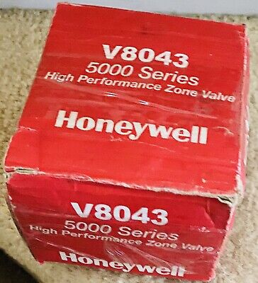 Honeywell 1 Zone Valve V8043e5079
