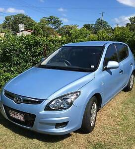 2011 Hyundai i30 Hatchback Blue Rochedale South Brisbane South East Preview