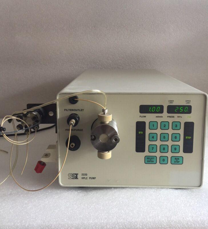 SSI 222D HPLC PUMP